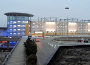 Parkhaus Hannover Airport